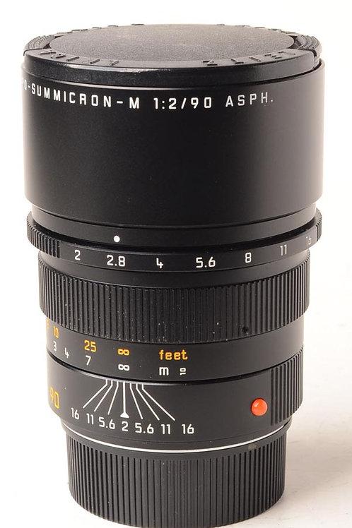 Leica 90mm F2 APO