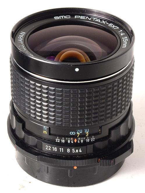Pentax 55mm f4