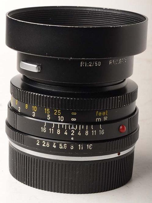 50mm F2 R
