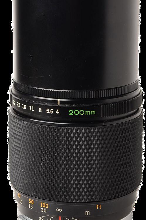 Olympus 200mm F4