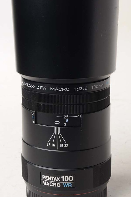 Pentax 100mm Macro