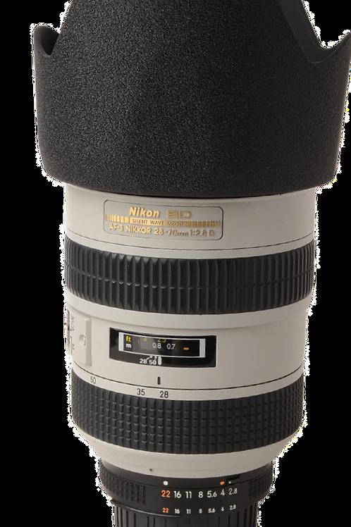 Nikon 28-70 F2.8 AFS