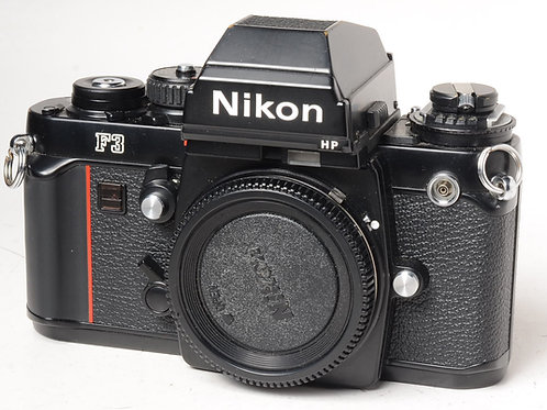 Nikon F3 with HP Finder