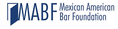 Logo for the Mexican American Bar Foundation