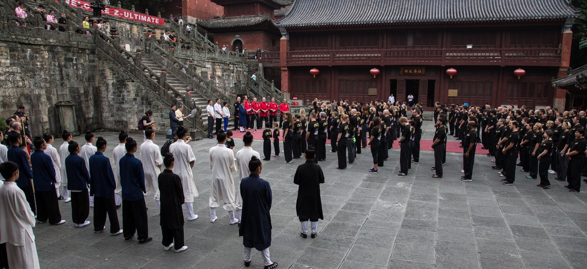 Z-Ultimate at Wudang Mountain