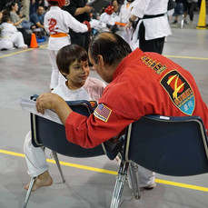 Instructions by Master Christopher Diaz