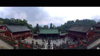 Wudang Mountain Temple