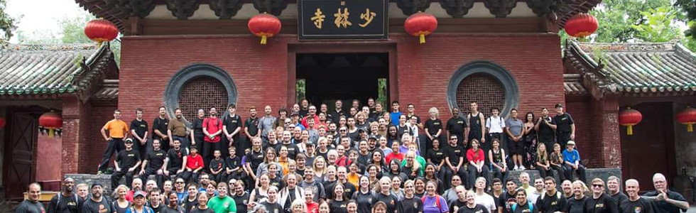 Z-Ultimate tour at Shaolin Temple