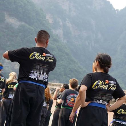 Training at Wudang Mountain Tour
