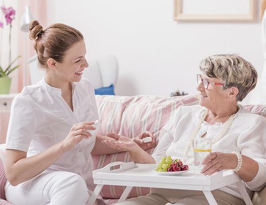 Divine Care at Home-Medication Reminder
