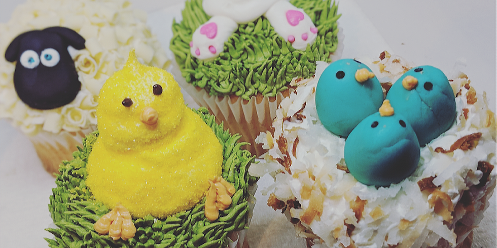 Easter Cupcake Workshop