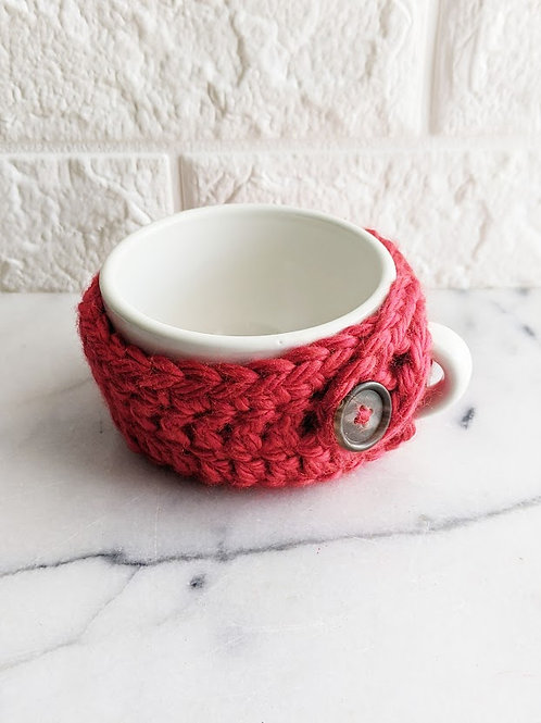 Cocoa Mug with Cozy