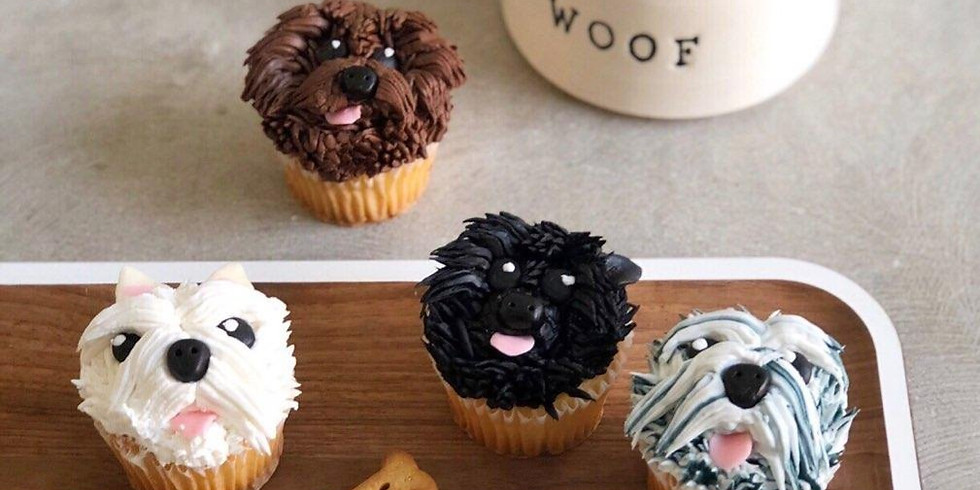Children's Pupcake Workshop (ages 10 and up)