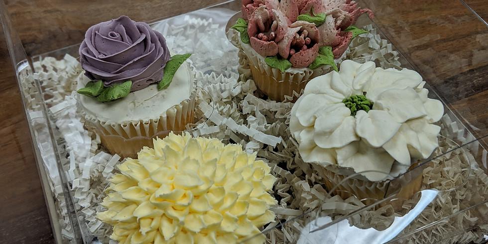 Floral Cupcake Workshop