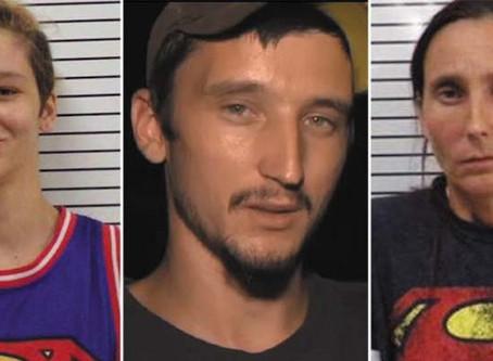 Mujer va a prisión tras casarse con sus dos hijos