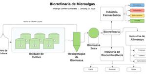 Refinaria de Microalgas