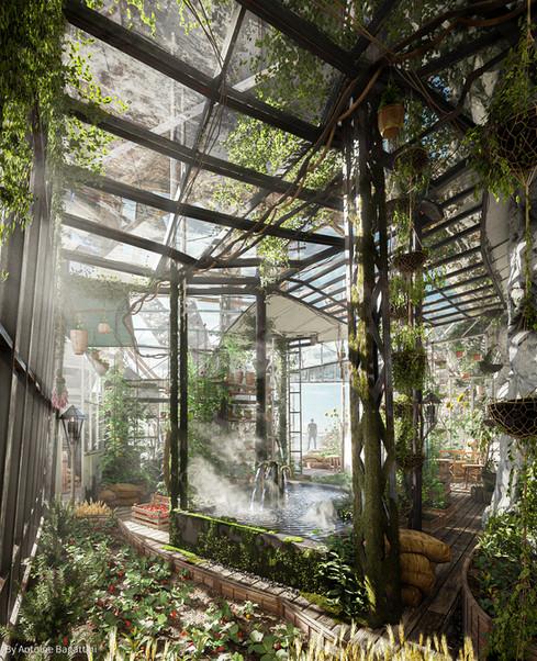 The Mine Greenhouse