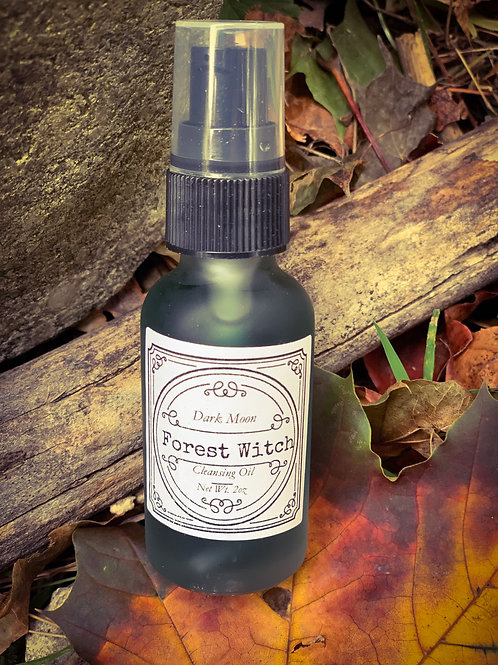 Forest Witch Cleansing Oil