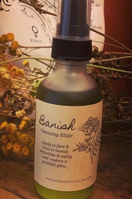Banish Cleansing Elixir