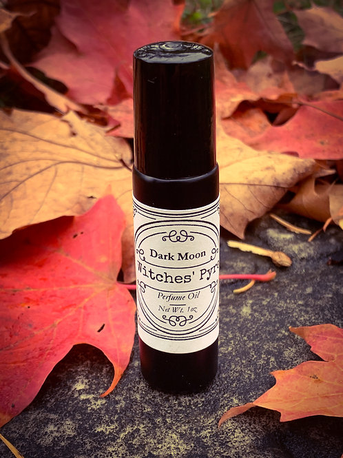 Witches' Pyre Perfume Oil