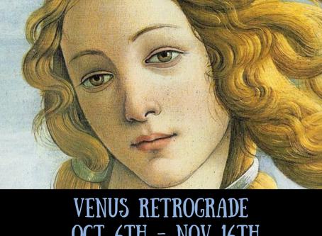 Venus 2018 is so Retro - She's Vintage!