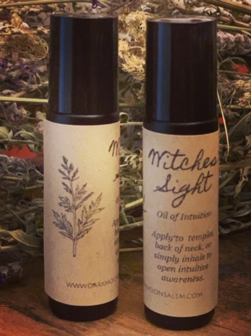 Witches' Sight - Oil of Intuition
