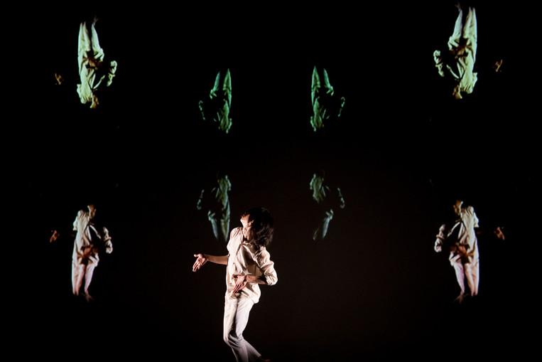 岩渕貞太「DISCO ~バブルのあともヨロボシは踊る~」