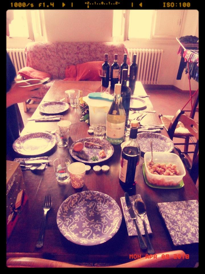 Florentine Seder