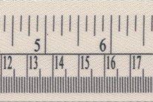 Canvas Tape Measure Design