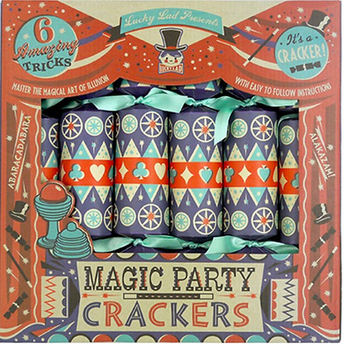 Lucky Lad Magical Crackers