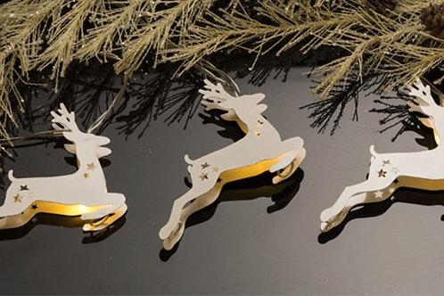 Reindeer LED Lights