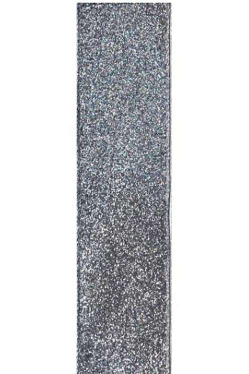 Vintage Glitter - Silver