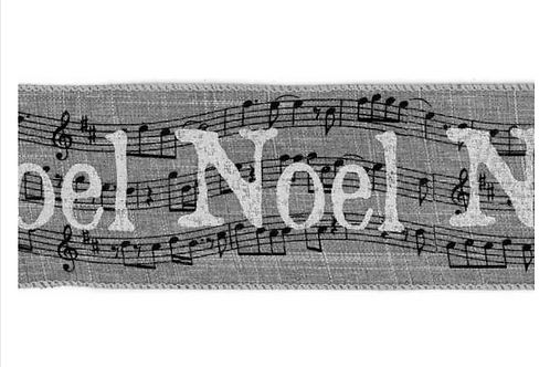 Noel And Musical Notes