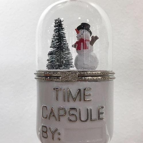 White Time Capsule
