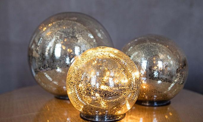 Light Up Globes