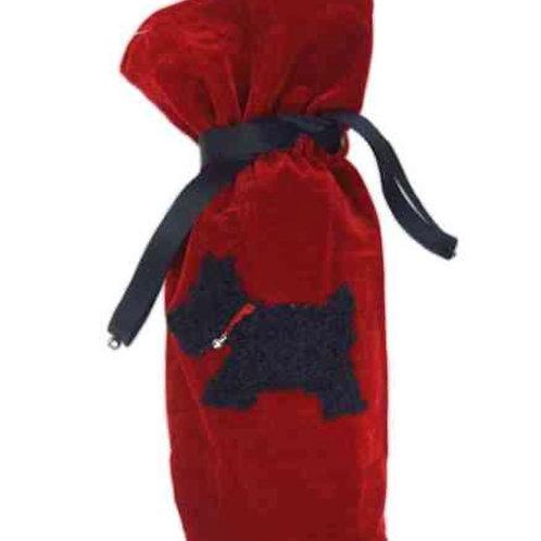 Scottie Bottle/Gift Bag