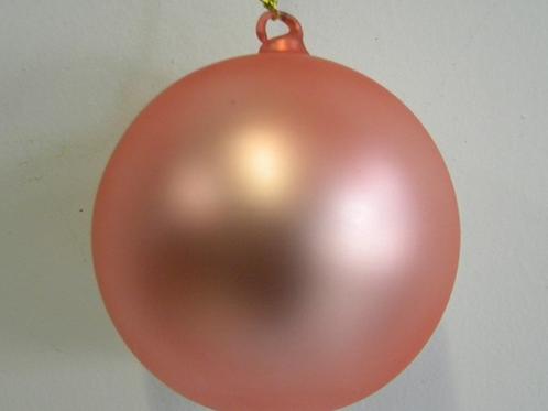 Pink Matt Ball