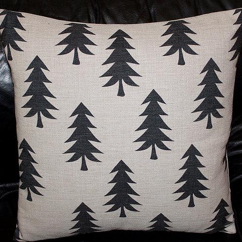 Xmas Trees Cushion Cover
