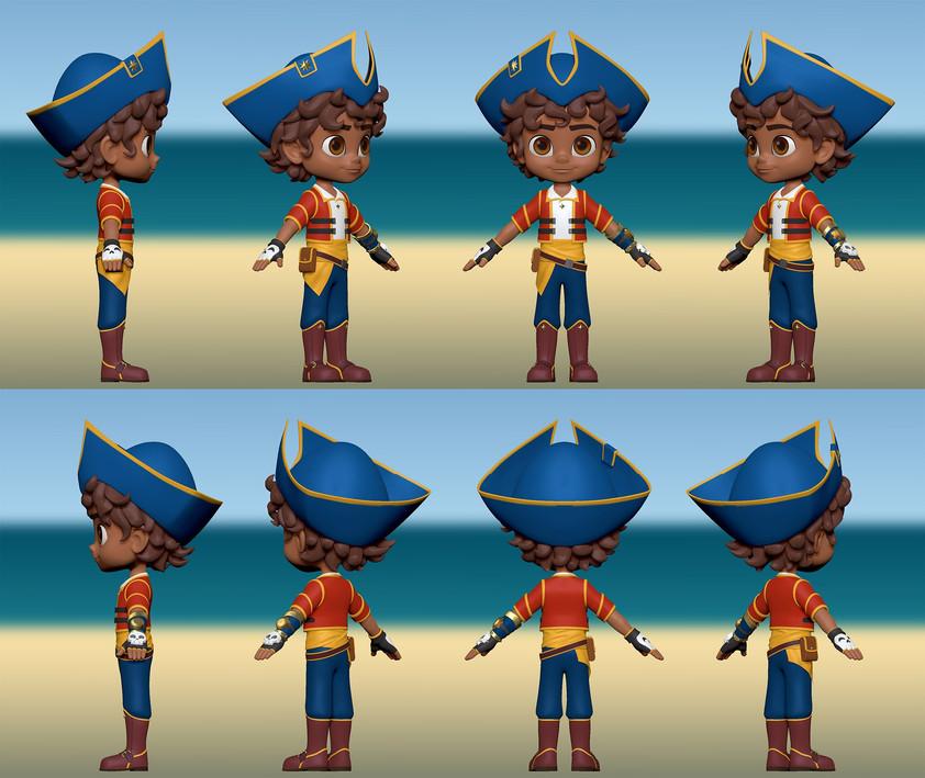 Santiago (Pirate)