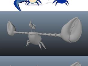 Grab Crab