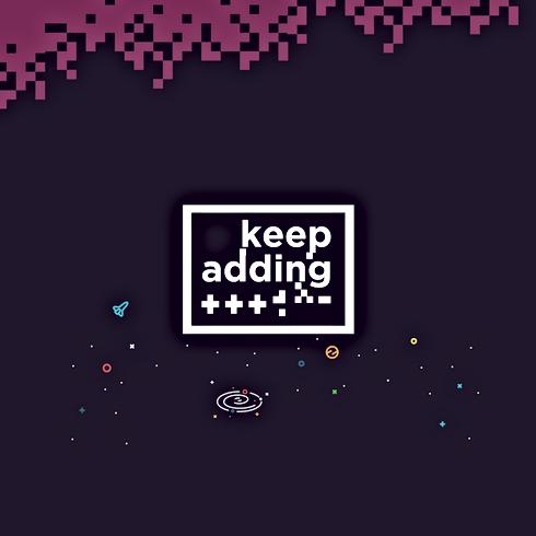 Keep Adding