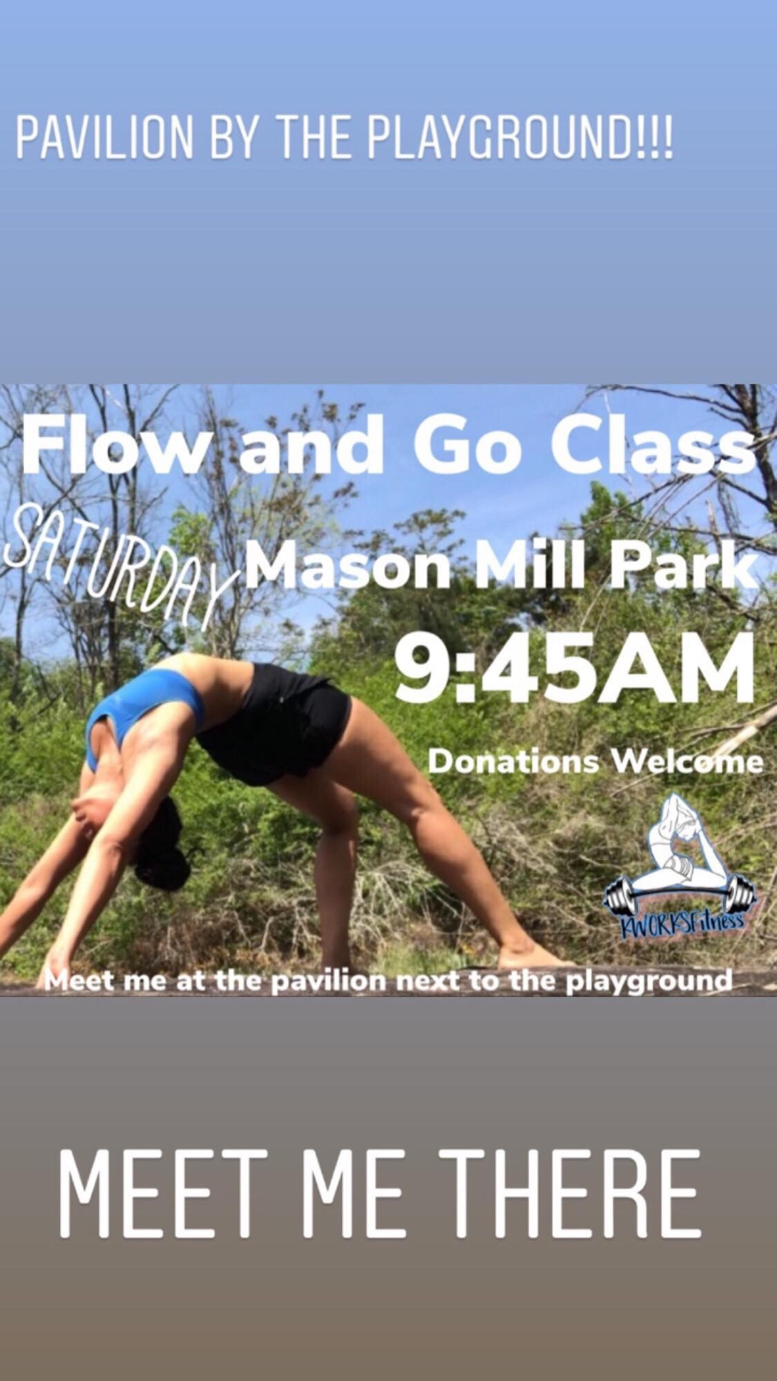 Flow and Grow Yoga Flow w/ Goal Catching
