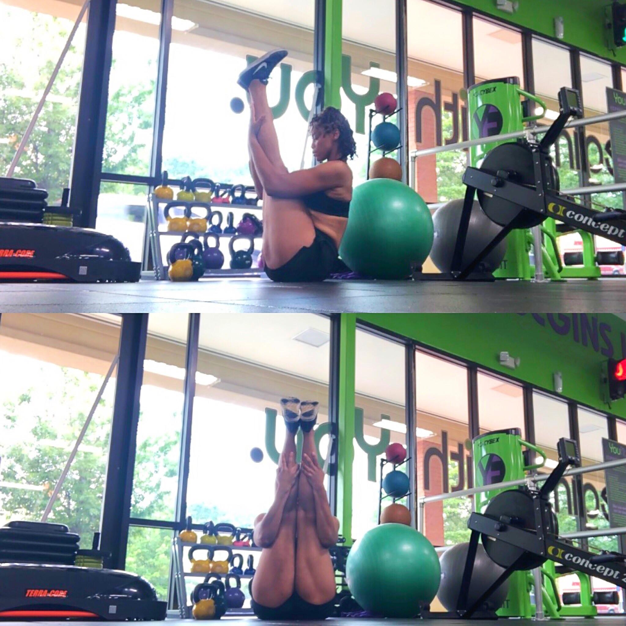 Yoga Tone Workout Plan