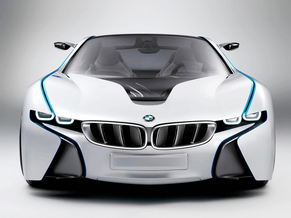 BMW i8 repair