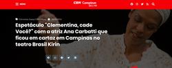 Portal CBN Campinas