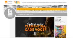 Cultura Niterói - RJ