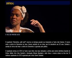 Rio no Teatro