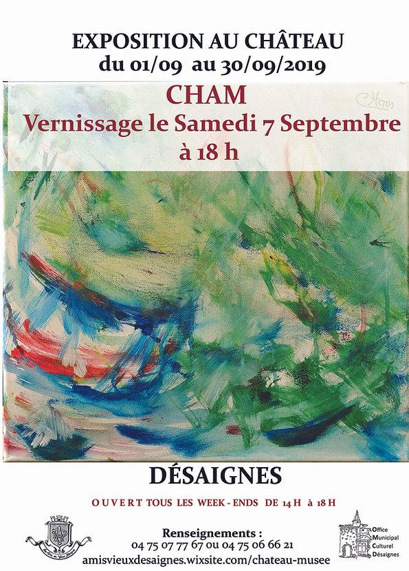 Expo Château de Désaignes