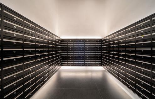 חדר דואר מידטאון תל אביב