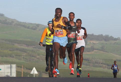 מרתון טבריה